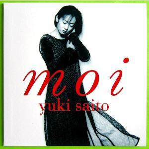 【中古】YUKI SAITO 斉藤由貴 / moi(モア) 〔CD〕|motomachirhythmbox