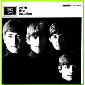 【中古】THE BEATLES ザ・ビートルズ / WITH THE BEATLES 〔CD〕|motomachirhythmbox