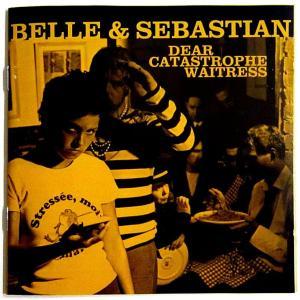 【中古】BELLE & SEBASTIAN ベル・アンド・セバスチャン / DEAR CATASTROPHE WAITRESS 〔CD〕|motomachirhythmbox