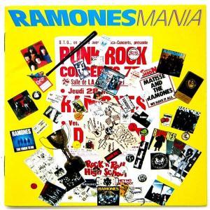 【中古】RAMONES ラモーンズ / RAMONES MANIA 〔CD〕|motomachirhythmbox