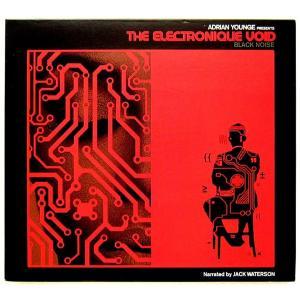 【中古】ADRIAN YOUNGE PRESENTS ... エイドリアン・ヤング・プレセンツ / THE ELECTRONIQUE VOID : BLACK NOISE 〔CD〕 motomachirhythmbox