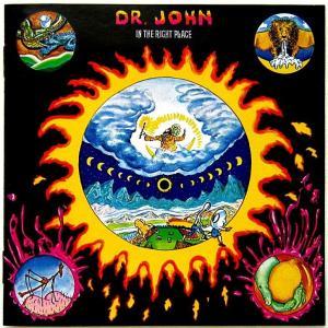 【中古】DR.JOHN ドクター・ジョン / IN THE RIGHT PLACE 〔CD〕|motomachirhythmbox