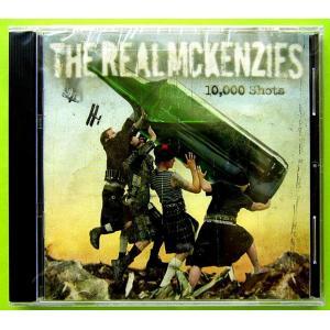【中古】THE REAL MCKENZIES ザ・リアル・マッケンジーズ / 10,000 SHOTS 〔CD〕 motomachirhythmbox