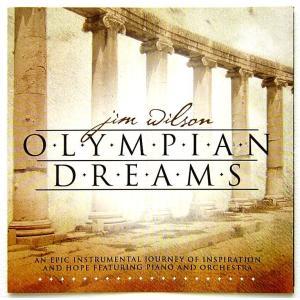 【中古】JIM WILSON ジム・ウィルソン / OLYMPIAN DREAMS 〔CD〕|motomachirhythmbox