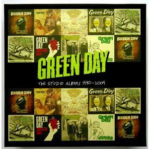【中古】GREEN DAY グリーン・デイ / THE STUDIO ALBUMS 1990 - 2009 〔CD〕 motomachirhythmbox