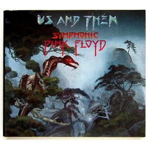 【中古】指揮:ピーター・ショールズ / US AND THEM   SYMPHONIC PINK FLOYD 〔CD〕|motomachirhythmbox