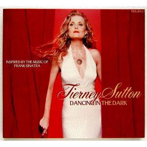 【中古】TIERNEY SUTTON ティアニー・サットン(ヴォーカル) / DANCING IN THE DARK 〔CD〕|motomachirhythmbox