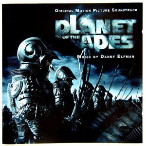 【中古】PLANET OF THE APE 猿の惑星 / ORIGINAL MOTION PICTURE SOUNDTRACK 〔CD〕|motomachirhythmbox