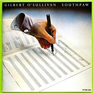 【中古】GILBERT O'SULLIVAN ギルバート・オサリバン / SOUTHPAW 〔CD〕|motomachirhythmbox