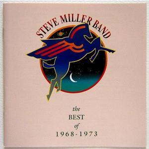 【中古】STEVE MILLER BAND スティーヴ・ミラー・バンド / THE BEST OF 1968-1973 〔CD〕|motomachirhythmbox