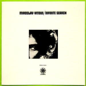 【中古】 MIROSLAV VITOUS ミロスラフ・ヴィトウス(ベース) / INFINITE SEARCH〔CD〕|motomachirhythmbox