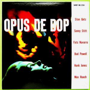 【中古】 STAN GETZ スタン・ゲッツ(テナー・サックス) / OPUS DE BOP〔CD〕|motomachirhythmbox