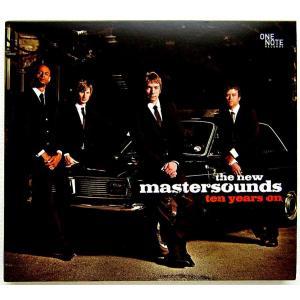 【中古】THE NEW MASTERSOUNDS ザ・ニュー・マスターサウンズ  / TEN YEARS ON 〔CD〕|motomachirhythmbox