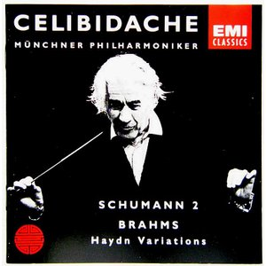 【中古】 SERGIU CELIBIDACHE セルジュ・チェリビダッケ(指揮) / SCHUMANN : SYMPHONY NO.2 , etc... 〔CD〕|motomachirhythmbox