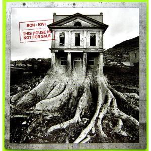 【中古】BON JOVI ボン・ジョヴィ / THI HOUSE IS NOT FOR SALE 〔CD〕|motomachirhythmbox