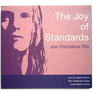 【中古】JOE CHINDAMO TRIO ジョー・チンダモ・トリオ / THE JOY OF STANDARDS 〔CD〕|motomachirhythmbox