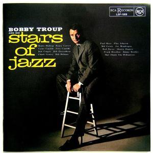 【中古】BOBBY TROUP ボビー・トループ(ヴォーカル) / BOBBY TROUP AND HIS STARS OF JAZZ 〔CD〕|motomachirhythmbox