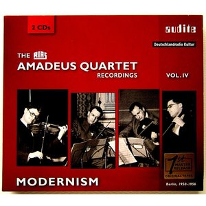 【中古】AMADEUS QUARTET アマデウス弦楽四重奏団 / THE RIAS AMADEUS QUARTET RECORDINGS  VOL. 4 〔CD〕|motomachirhythmbox