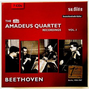 【中古】AMADEUS QUARTET アマデウス弦楽四重奏団 / THE RIAS AMADEUS QUARTET RECORDINGS  VOL. 1 〔CD〕|motomachirhythmbox