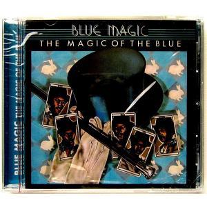 【中古】BLUE MAGIC ブルー・マジック / THE MAGIC OF THE BLUE 〔CD〕 motomachirhythmbox