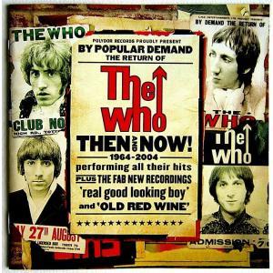 【中古】THE WHO ザ・フー / THEN AND NOW 〔CD〕 motomachirhythmbox