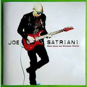 【中古】JOE SATRIANI ジョー・サトリアーニ / BLACK SWANS AND WORMHOLE WIZARDS 〔CD〕 motomachirhythmbox