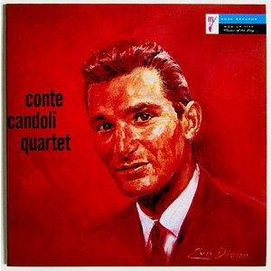 【中古】CONTE CANDOLI コンテ・カンドリ(トランペット) / QUARTET 〔CD〕|motomachirhythmbox