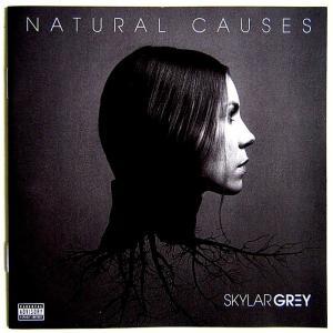 【中古】SKYLAR GREY スカイラー・グレイ / NATURAL CAUSES 〔CD〕|motomachirhythmbox