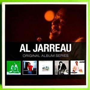【中古】AL JARREAU アル・ジャロウ(ヴォーカル) / OREGINAL ALBUM SERIES 〔CD〕 motomachirhythmbox