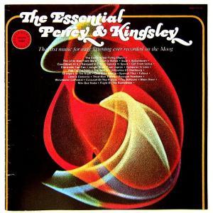 【中古】PERREY & KINGSLEY ペリー&キングスレイ / THE ESSENTIAL PERREY & KINGSLEY 〔CD〕|motomachirhythmbox