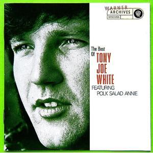 【中古】 TONY JOE WHITE トニー・ジョー・ホワイト / THE BEST OF TONY JOE WHITE  FEATURING POLK SALAD ANNIE〔CD〕|motomachirhythmbox