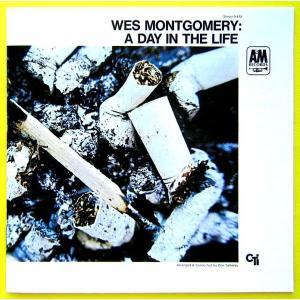 【中古】 WES MONTGOMERY ウェス・モンゴメリー(ギター) / A DAY IN THE LIFE〔CD〕|motomachirhythmbox