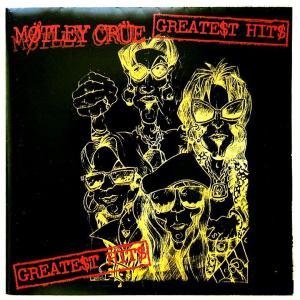 【中古】MOTLEY CRUE モトリー・クルー / GREATEST HITS 〔CD〕|motomachirhythmbox