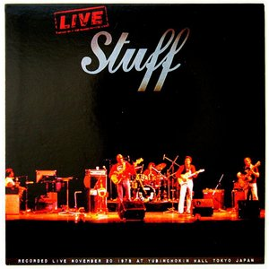 【中古】STUFF スタッフ / LIVE STUFF 〔CD〕|motomachirhythmbox