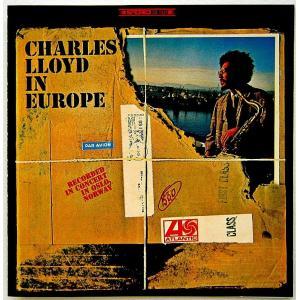 【中古】CHARLES LLOYD チャールス・ロイド(テナー・サックス、フルート) / IN EUROPE 〔CD〕 motomachirhythmbox