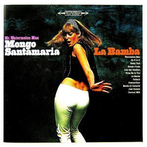 【中古】MONGO SANTAMARIA モンゴ・サンタマリア(パーカッション) / Mr. WATERMELON MAN 〔CD〕