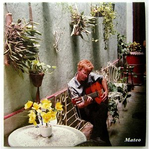 【中古】MATEO STONEMAN マテオ・ストーンマン / MATEO 〔CD〕|motomachirhythmbox