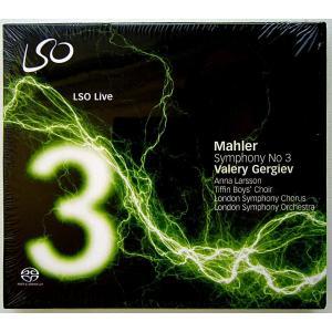 【中古】 VALERY GERGIEV ワレリー・ゲルギエフ(指揮) / MAHLER : SYMPHONY NO. 3 〔輸入盤CD〕|motomachirhythmbox