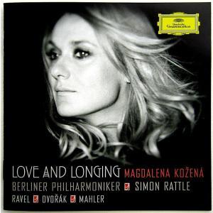 【中古】 MAGDALENA KOZENA マグダレーナ・コジェナー(メッゾ・ソプラノ) / LOVE AND LONGING〔CD〕|motomachirhythmbox
