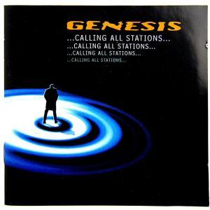 【中古】GENESIS ジェネシス / ... CALLING ALL STATIONS ... 〔輸入盤CD〕|motomachirhythmbox