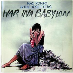 【中古】MAX ROMEO & THE UPSETTERS マックス・ロメオ / WAR INA BABYRON + RECONSTRUCTION 〔CD〕|motomachirhythmbox