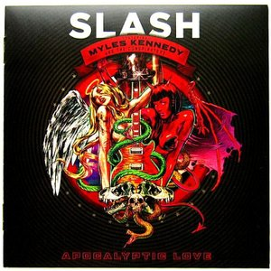 【中古】SLASH スラッシュ / APOCALYPTIC LOVE   〜DELUXE EDITION 〔CD〕|motomachirhythmbox