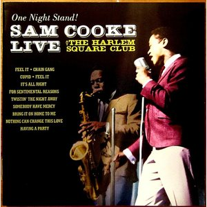 【中古】SAM COOKE サム・クック / SAM COOKE LIVE AT THE HARLEM SQUARE CLUB, 1963 〔CD〕|motomachirhythmbox