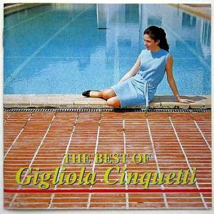 【中古】GIGLIOLA CINQUETTI ジリオラ・チンクエッティ / THE BEST OF GIGLIOLA CINQUETTI 〔CD〕