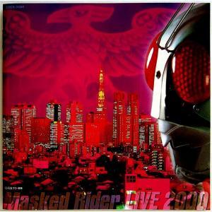 【中古】 Masked Rider LIVE 2000  仮面ライダー・ライヴ 2000〔CD〕