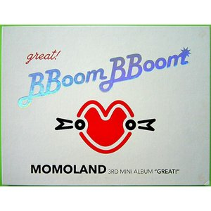 【中古】MOMOLAND モモランド / great ! 〔輸入盤CD〕