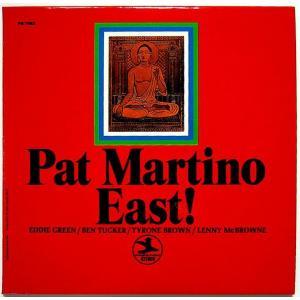 【中古】PAT MARTINO パット・マルティーノ / EAST! 〔CD〕|motomachirhythmbox