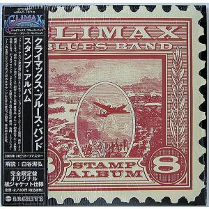 【中古】CLIMAX BLUES BAND クライマックス・ブルース・バンド / Stamp Album 〔CD〕|motomachirhythmbox