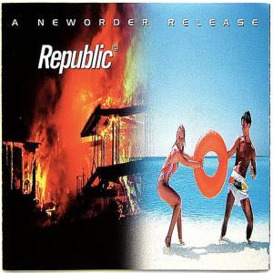 【中古】NEWORDER ニューオーダー / Republic 〔輸入盤CD〕 motomachirhythmbox