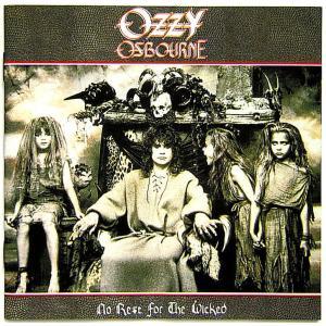 【中古】OZZY OSBOURNE オジー・オズボーン / NO REST FOR THE WICKED〔輸入盤CD〕 motomachirhythmbox